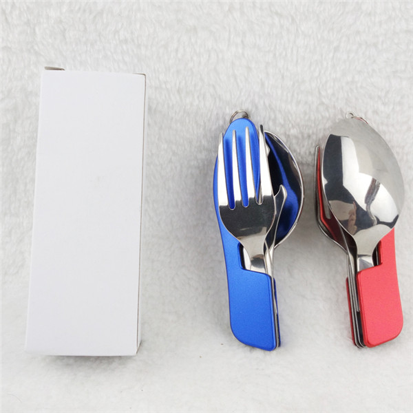 Foldable Camp Utensils