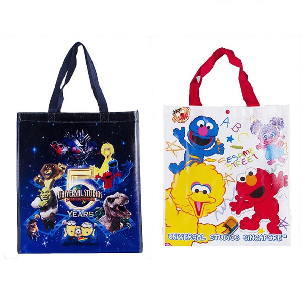 Max Sublimated Laminated Non Woven Tote