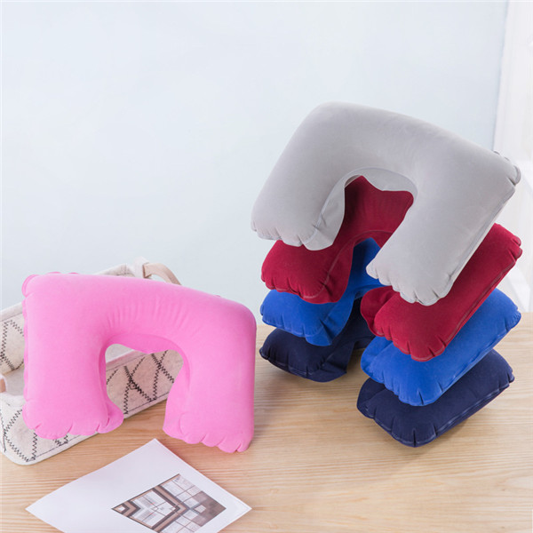 Foldable Inflatable Neck Pillow