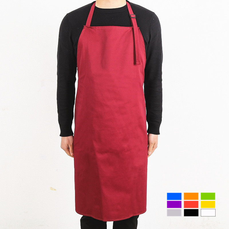 Cotton Canvas Kitchen Apron