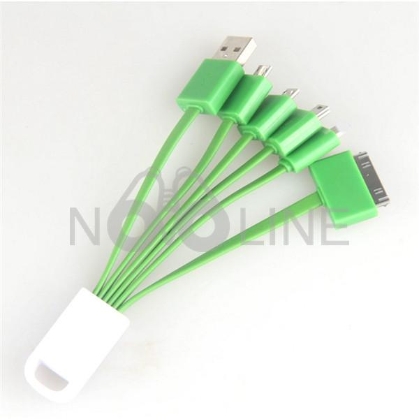 6 in 1 Multi Charging Cable/USB Cable Adapter