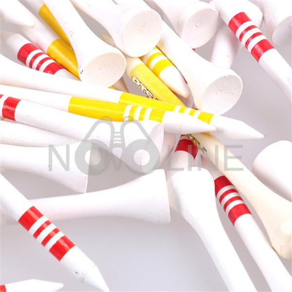 2-3/4 inches Wood Bamboo Golf Tee