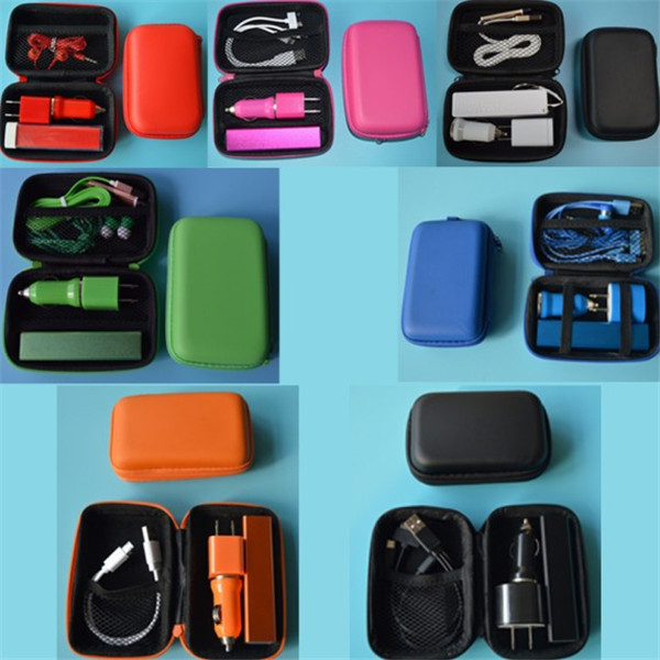 Power Bank Travel Kit, Tech Charger Set