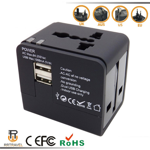 Multi-function USB Charger Adapter Universal Traveler