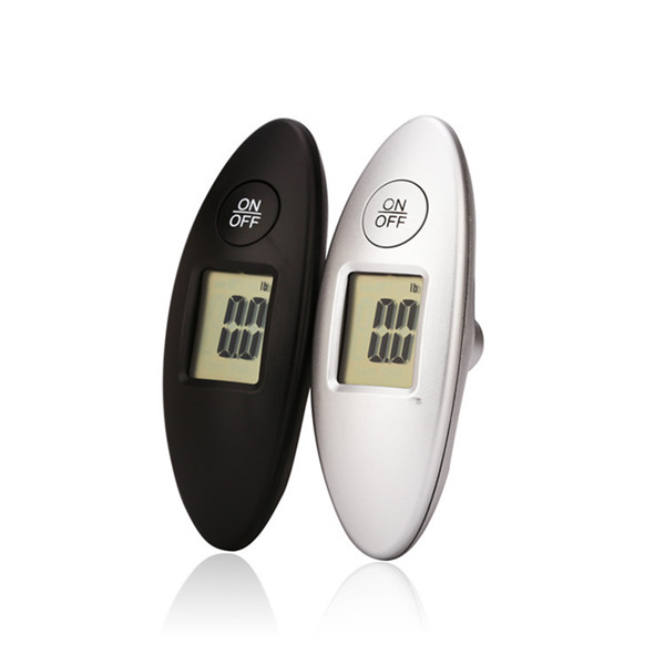 Plastic Digital Luggage Hand Scales Travel Luggage Scale