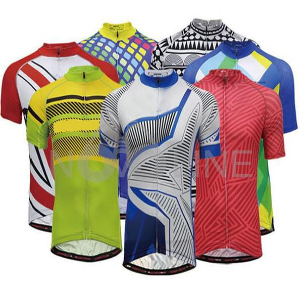 Cycling jerseys/Mens&women Breathable Cycling Jersey