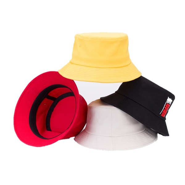 Sun Bucket Cap Fisherman Hat