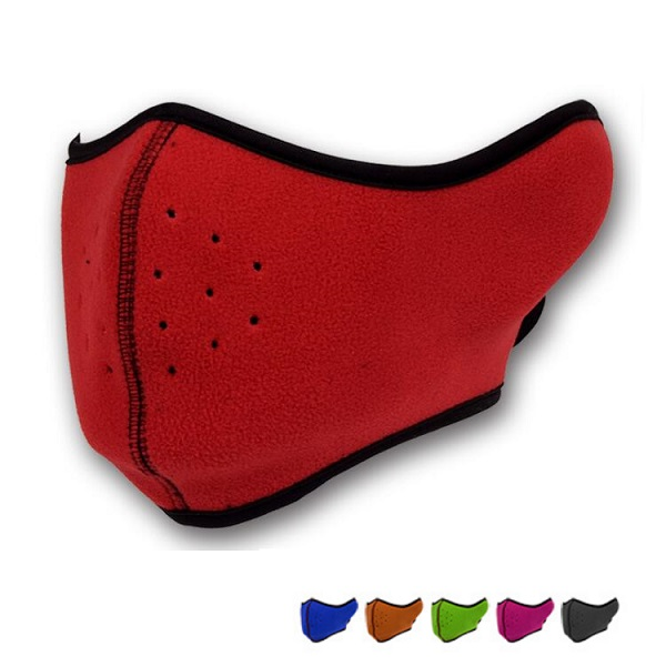 Riding Fleece Face Warmer Mask