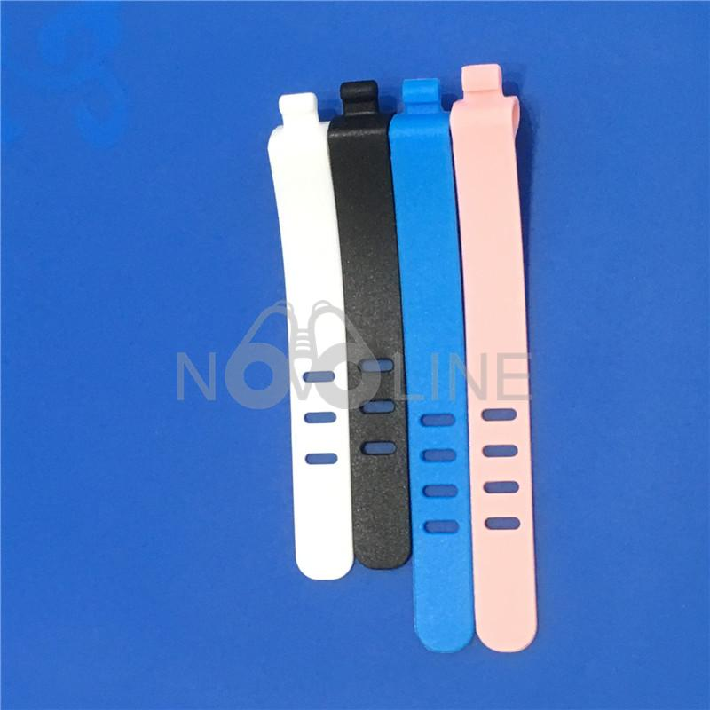 Adjustable Silicone Cable Tie