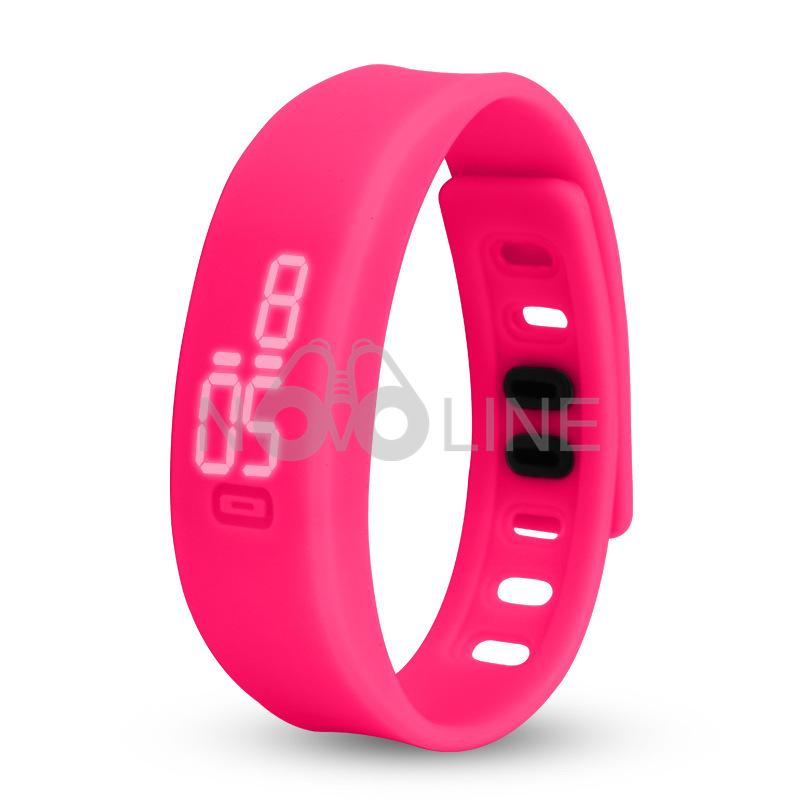 Silicone Electronic Watch