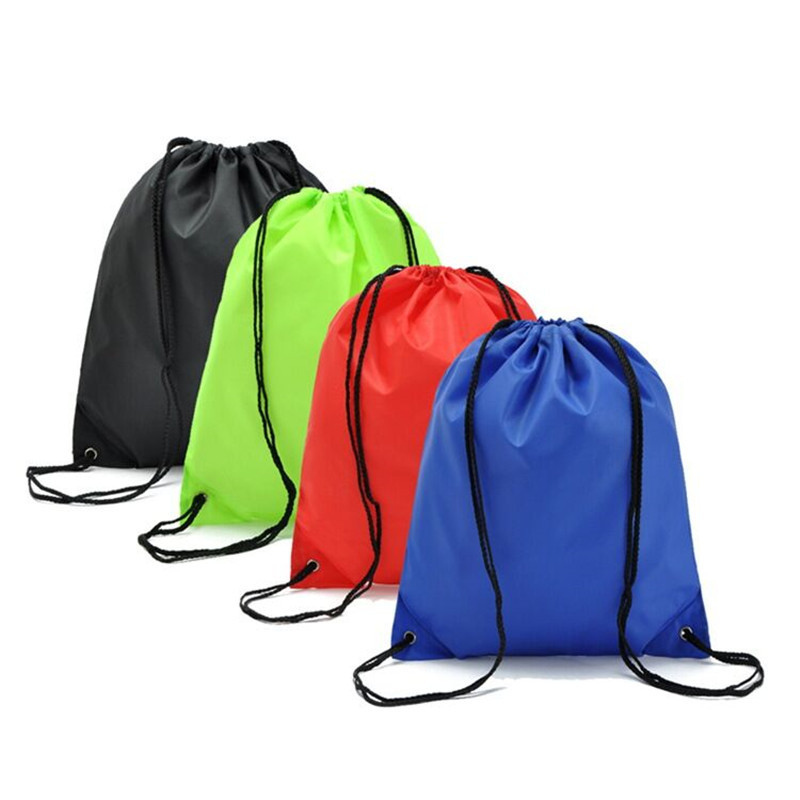 Polyester Drawstring Pack Drawstring Bag