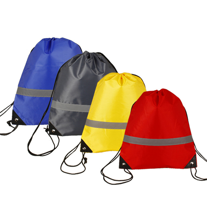 Reflective Safety Drawstring Bag,Reflective bag,Safety bag