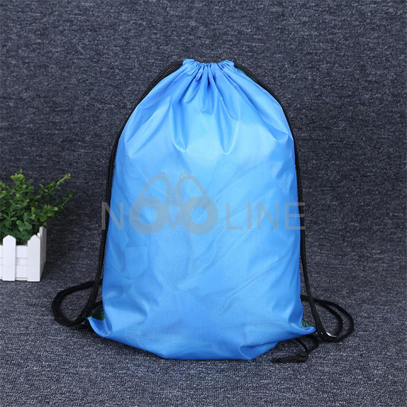 Sublimation Polyester Drawstring Backpack