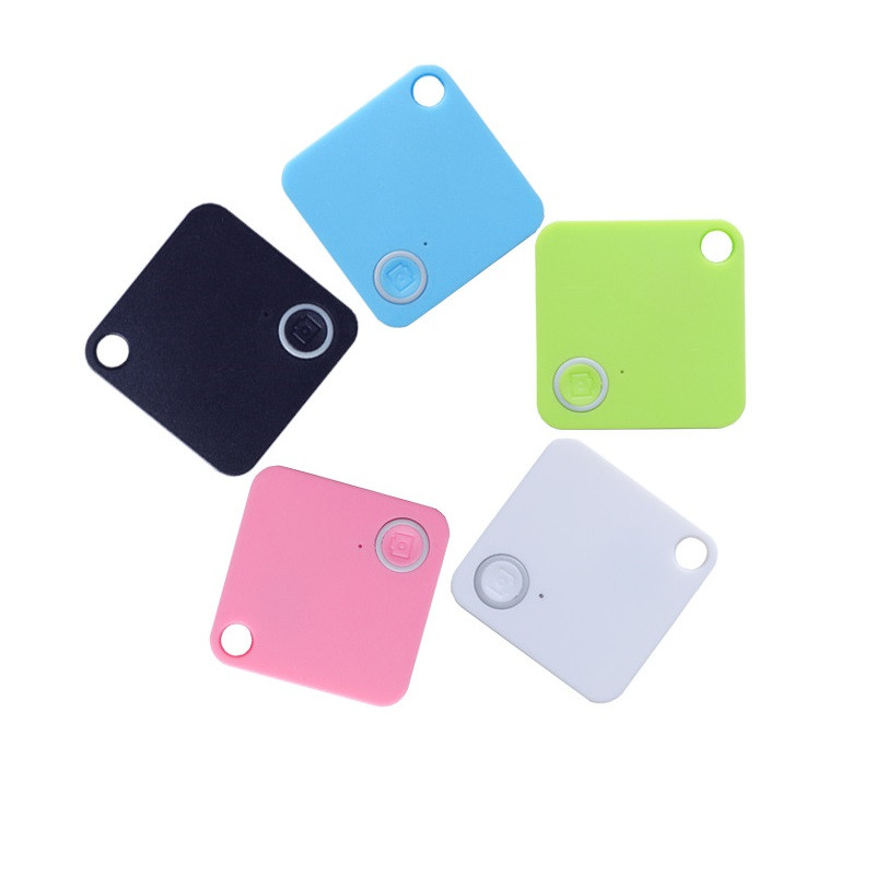 Square Shape Wireless Anti Lost Alarm Key Tracking Finder