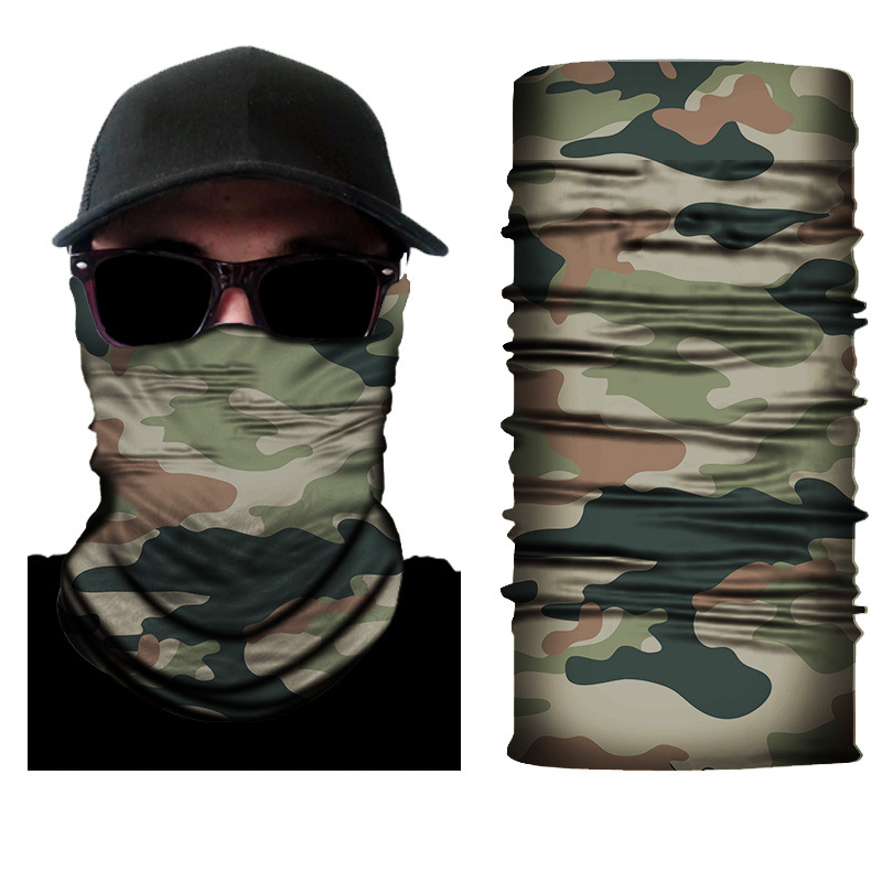 Multi-Functional Sport Scarf Face Mask