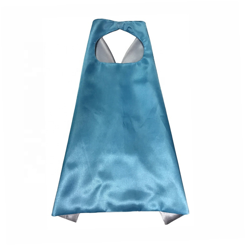 Double Layers Party Cape for Kids