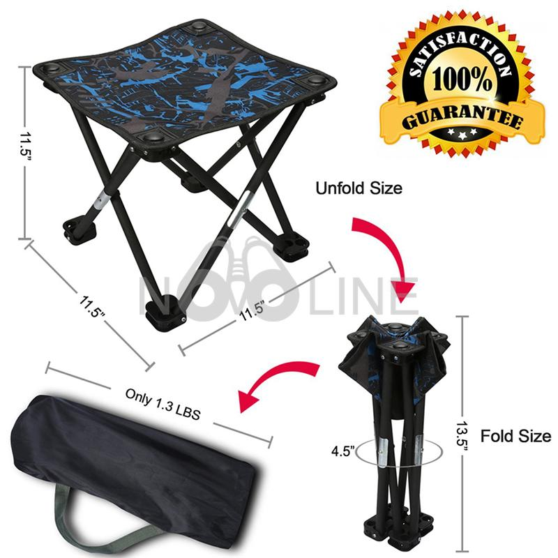 Mini Portable Folding Stool