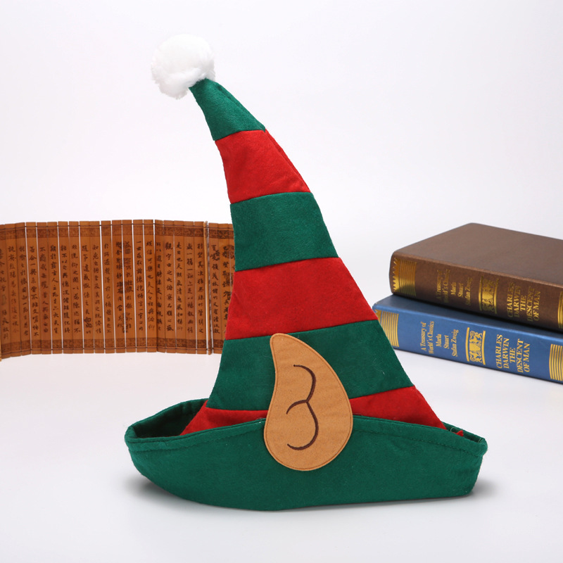 Felt Christmas Elf Hat