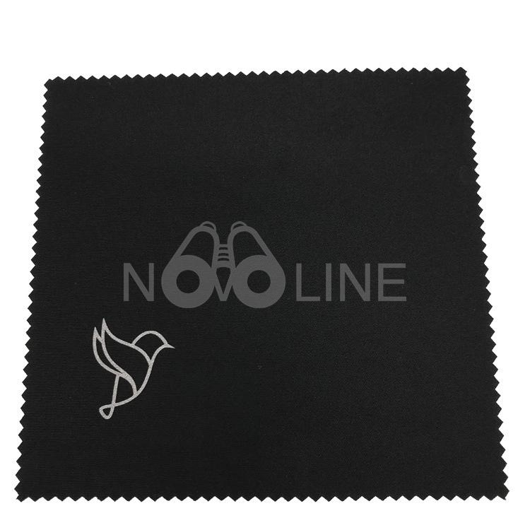 Custom MicroFiber Cleaning Cloth with One Color Imprint